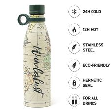 Hot&Cold - Bottiglia Termica 800 ml
