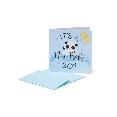 Greeting Cards Congratulations - Nascita Bimbo