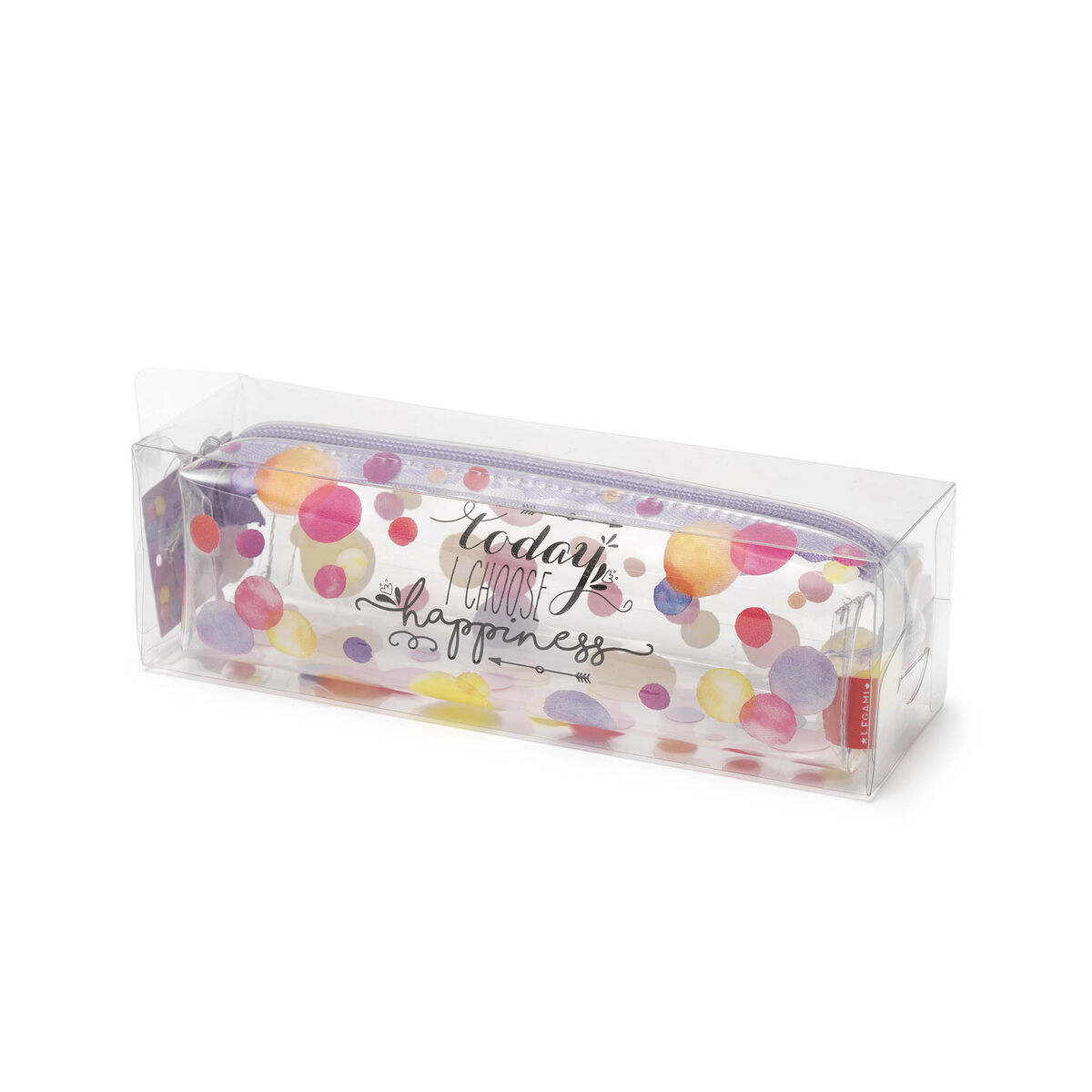 Pencil Case - Transparent, , zoo