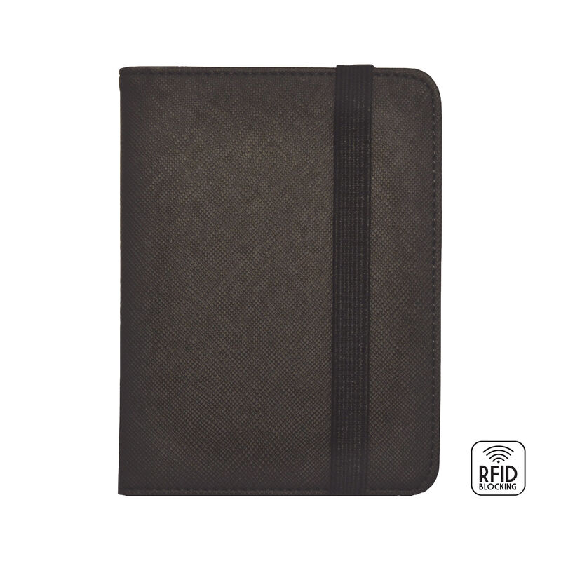 Passport Holder - Rfid Blocking, , zoo