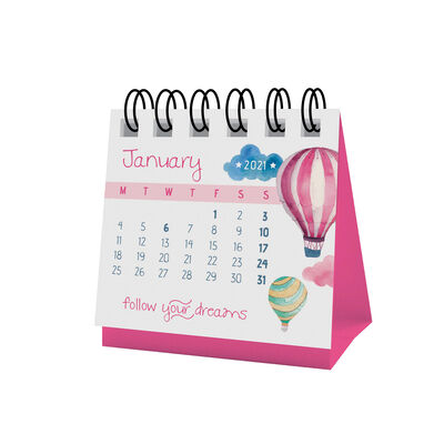 Micro Calendario - 2021