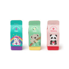 Yummy Yummy - Set of 3 Scented Erasers