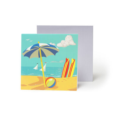 Pop Up Greeting Card - Small
