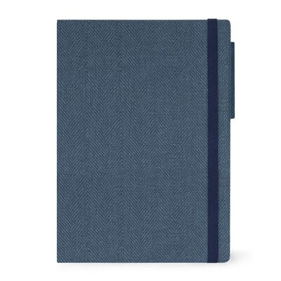 12-Month Daily Diary - Large - 2021
