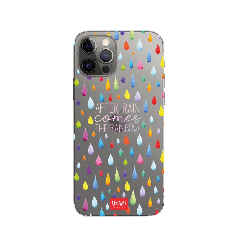 iPhone 12/12 Pro Clear Case, , zoo