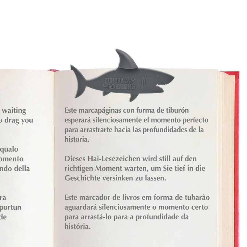 Shark Bookmark, , zoo
