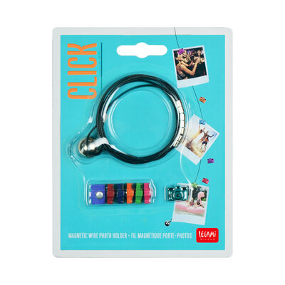 CABLE PHOTO HOLDER - CLICK VINTAGE CAMERA