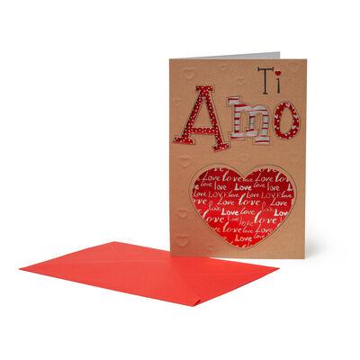 Greeting Cards - Ti Amo