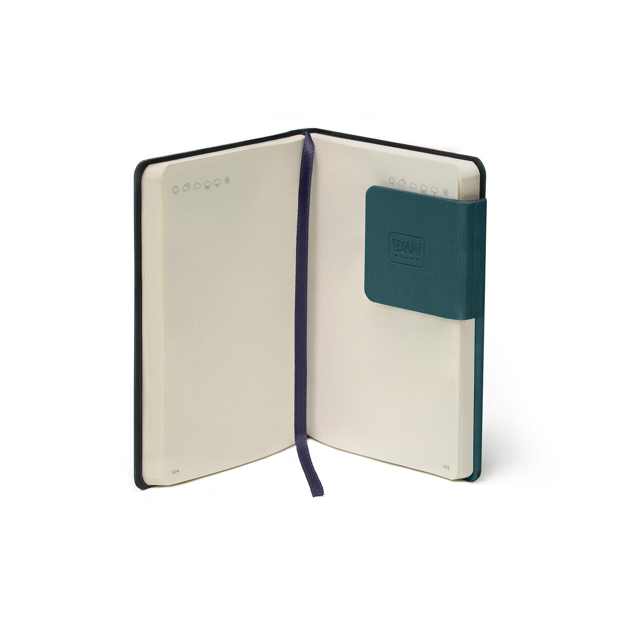 Small Notebook - Plain Paper, , zoo