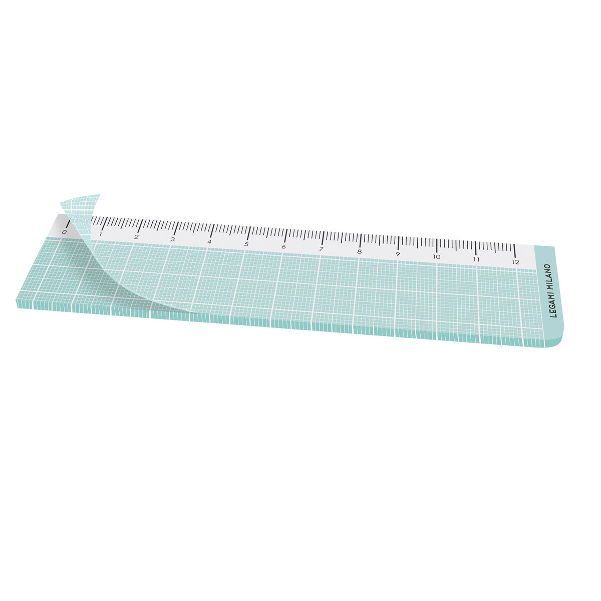 Ruler-Shaped Sticky Notes, , zoo