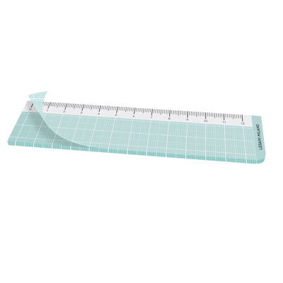 Ruler-Shaped Sticky Notes