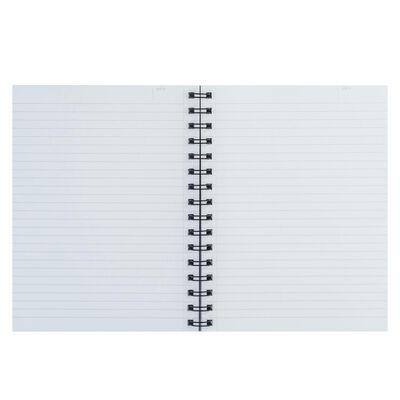 Quaderno a Righe con Spirale - Foglio A5