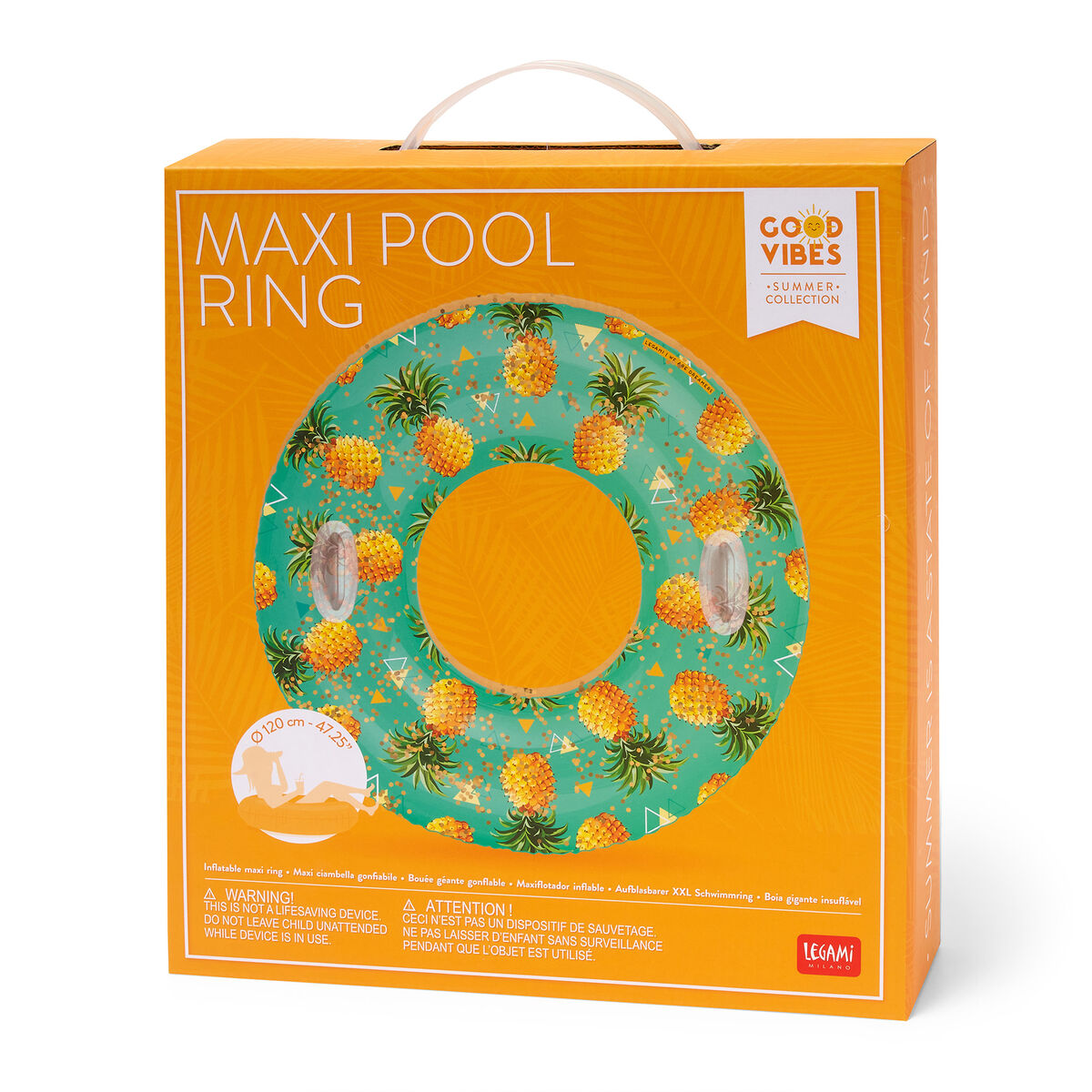 Maxi Pool Ring, , zoo