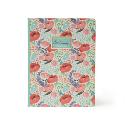 Squared Notebook - B5