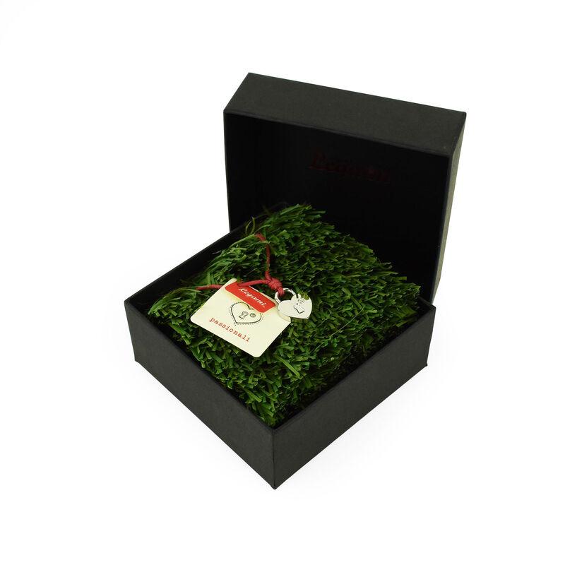 Legami Passionali - Ciondolo in Argento - Cuore Lucchetto, , zoo