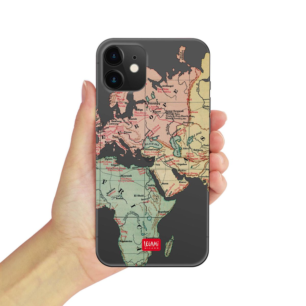 Iphone 11 Clear Case, , zoo