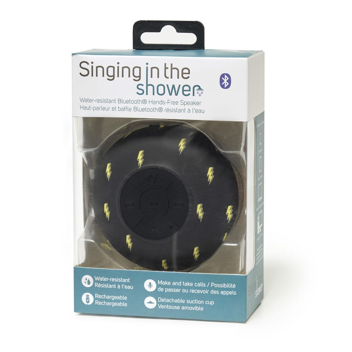 Singing in the Shower - Water-resistant Bluetooth® Hands-free Speaker, , zoo