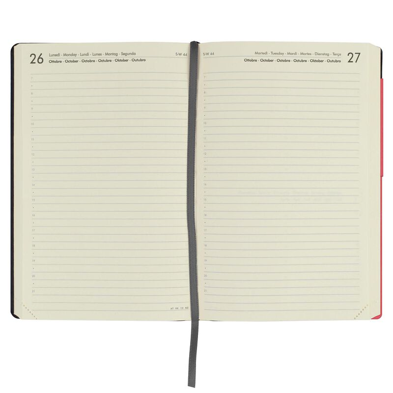 12-Month Daily Medium Diary - 2020, , zoo