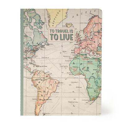 Squared Notebook - B5