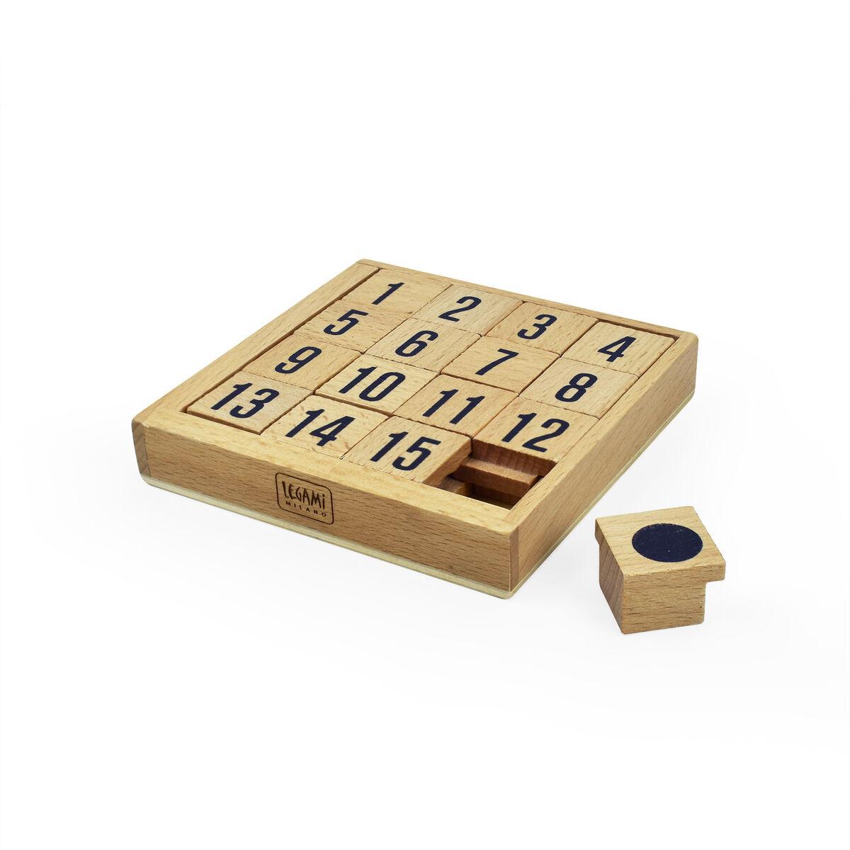 15 Puzzle - Rompicapo Numerico, , zoo