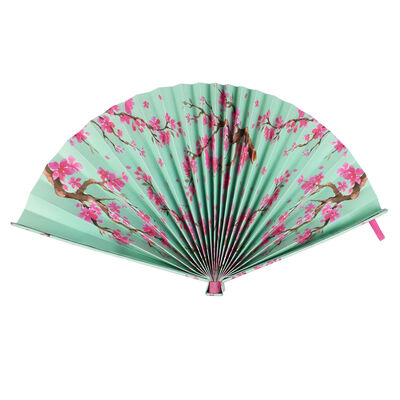 Fiesta&Siesta - Folding Paper Fan