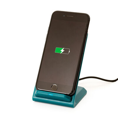 Super Fast - Caricabatterie Wireless con Supporto