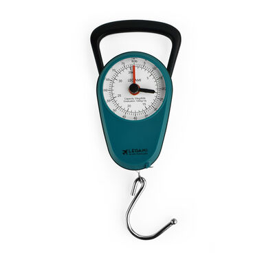 Travel Scale With Tape Measure