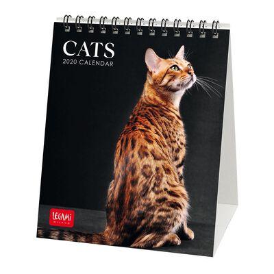 2020 - Desk Calendar - 12X14.5 Cm