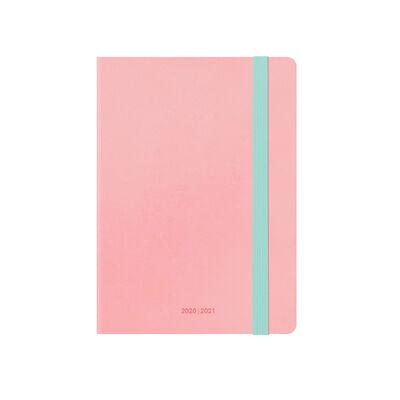 Agenda 18 Mesi Settimanale Small con Notebook - 2020/2021