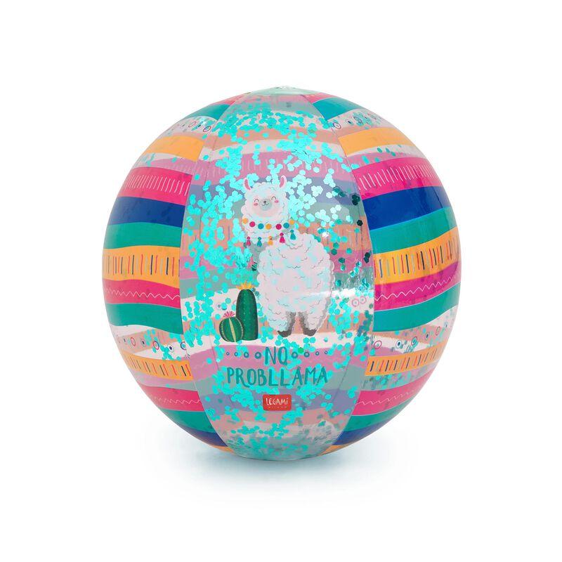 Inflatable Beach Ball, , zoo