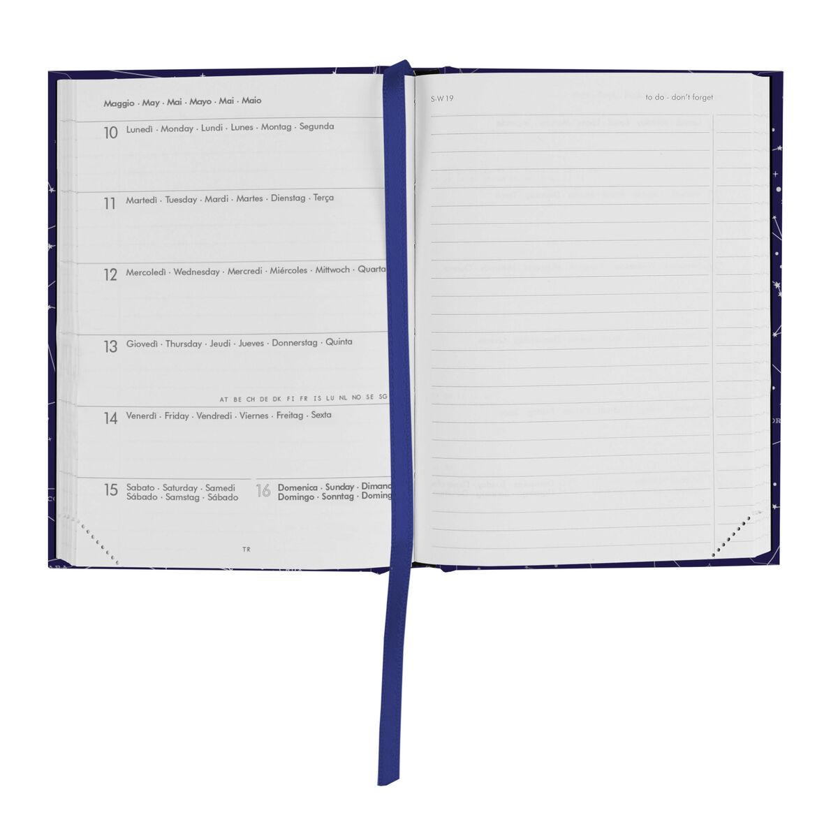 Agenda 16 Mesi Settimanale - Small con Notebook - 2020/2021, , zoo