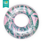 Glitter Inflatable Maxi Ring for Swimming Pool, , zoo