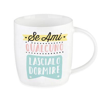 Buongiorno Mug - Tazza da Colazione