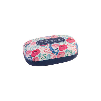 KEEP IN CONTACT - CONTACT LENS CASE WITH MIRROR - MAPS