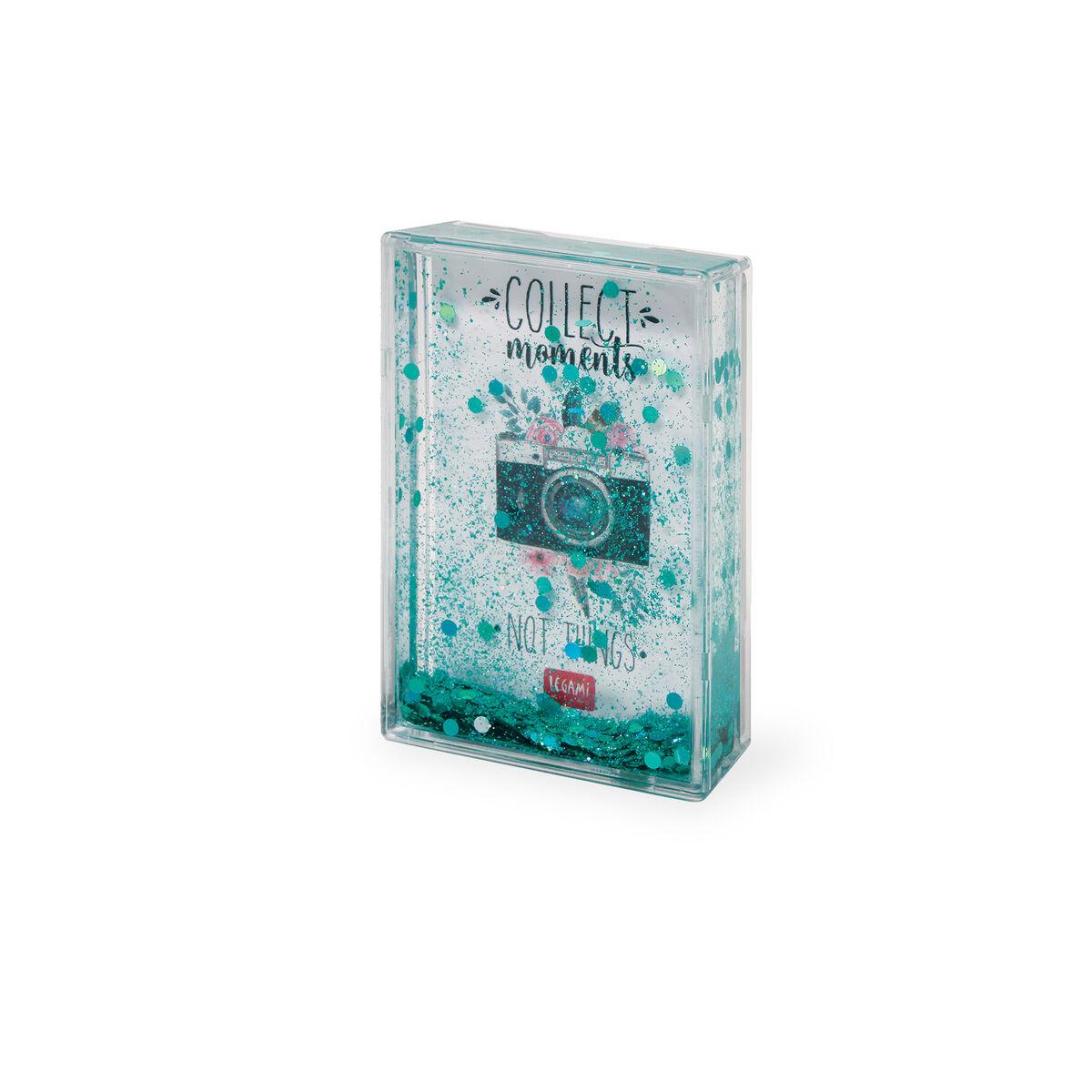 Portafoto con Glitter - Mini, , zoo