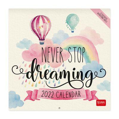 Wall Calendar 2022 - 18 X 18 Cm