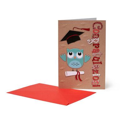 La Habana Greeting Cards - Congratulazioni - 11,5X17 Laurea