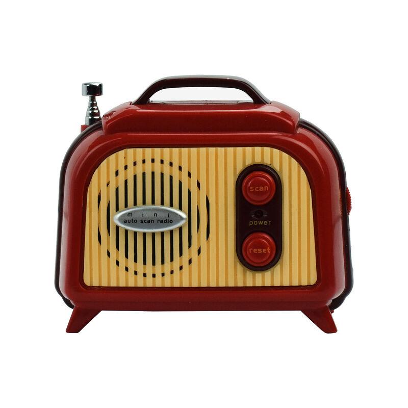 Mini Radio Portatile, , zoo