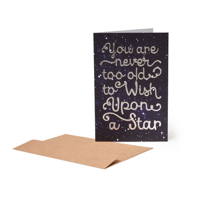 Greeting Cards - Star