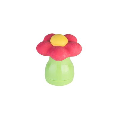Gomma con Temperino Flower Power