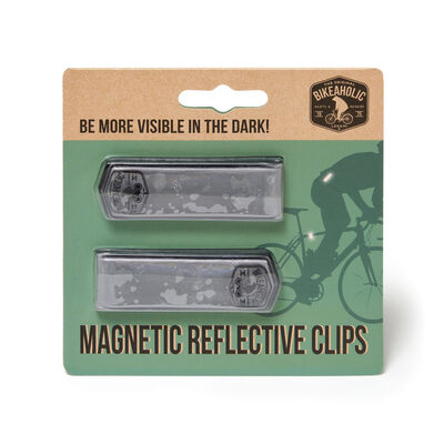 Magnetic Reflective Clips