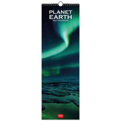 Calendario da Parete 2021 - 16x49 Cm