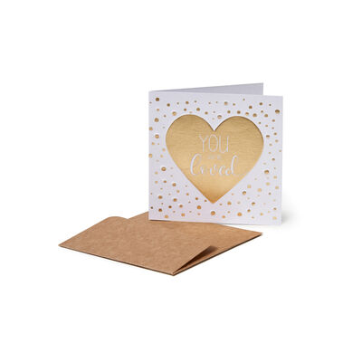 Greeting Cards - Love & Friendship - 7X7 So Loved