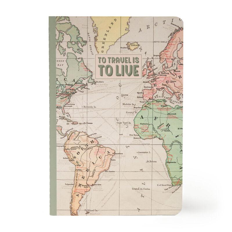 Plain Notebook - A5, , zoo