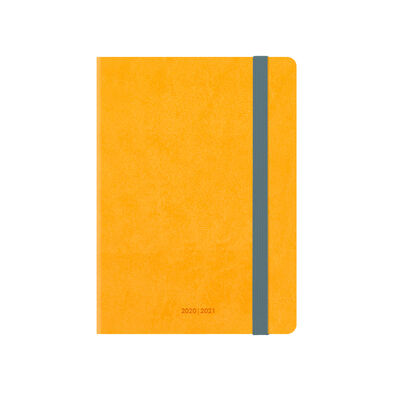 18-Month Weekly Diary - Small With Notebook - 2020/2021