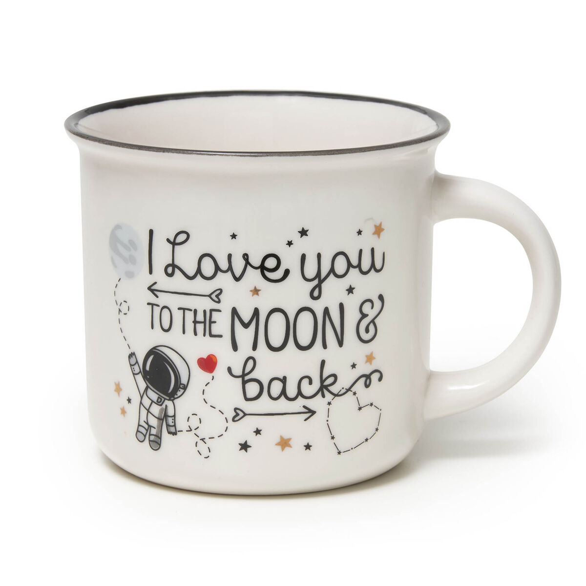 Take a break - Cup-Puccino - Porcelain Mug, , zoo