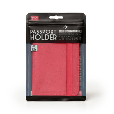 Passport Holder - Rfid Blocking
