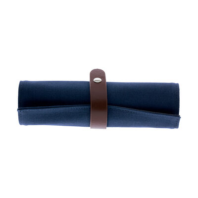 Roll Up - Cotton Canvas Pouch