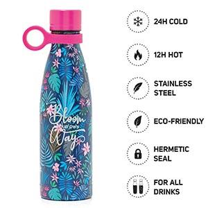 Bottiglia Termica 500 ml - Flora