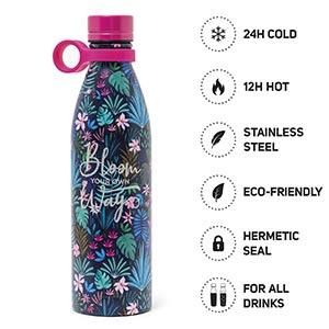Bottiglia Termica 800 ml - Flora